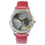 Emperor Penguins Wrist Watch