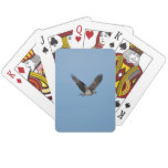 Gliding Osprey Playing Cards