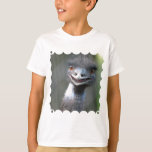 Large Emu  Youth T-Shirt