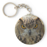 Owl Photo Keychain