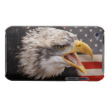Patriotic Eagle Image iTouch Case