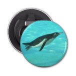 Penguin Swimming Underwater Bottle Opener
