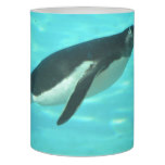 Penguin Swimming Underwater Flameless Candle