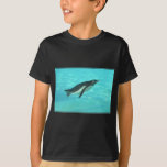 Penguin Swimming Underwater T-Shirt