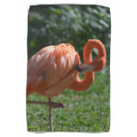 Perfect Pink Flamingo Kitchen Towel