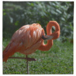 Perfect Pink Flamingo Napkin