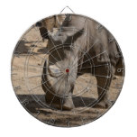 Rutting Rhino Dartboard