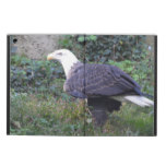 Standing American Bald Eagle Case For iPad Air