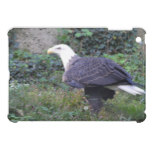 Standing American Bald Eagle iPad Mini Cover