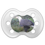 Standing American Bald Eagle Pacifier