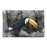 Toucan with Berry Travel Accessory Bag